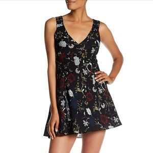 A.L.C. Reid Fit & Flare Mini Dress